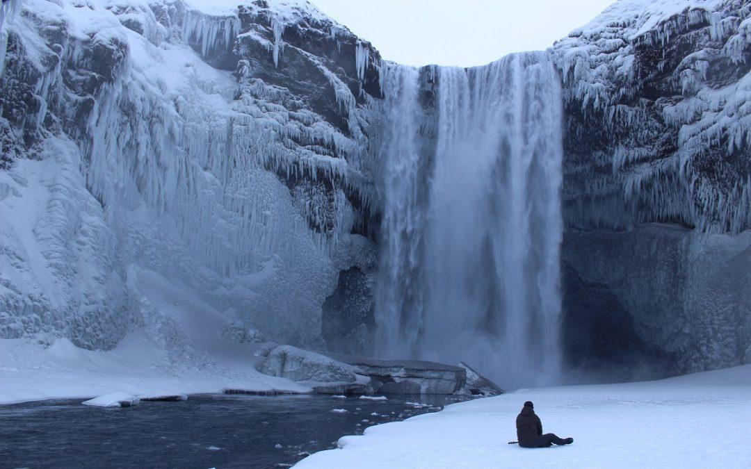 La prima volta in Islanda